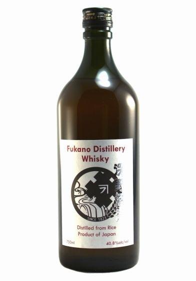 Fukano Distillery Whisky Japan 750ml