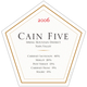 Cain Five Napa Valley 2006 750ml