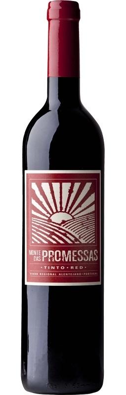 Monte das Promessas Tinto Alentejano 2018 750ml