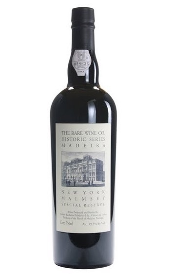 The Rare Wine Company Historic Series Madeira New York Malmsey Special Reserve 750ml