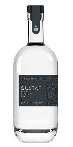 "Far North Spirits ""Gustaf"" Navy Strength Gin 750ml"