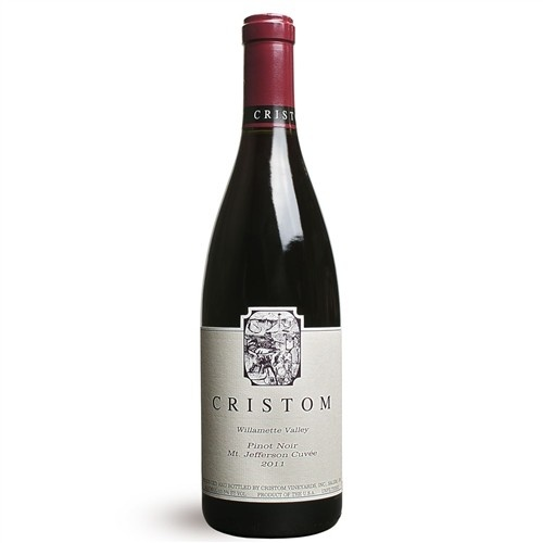 "Cristom ""Mount Jefferson Cuvée"" Pinot Noir Willamette Valley Oregon  2018 750ml"