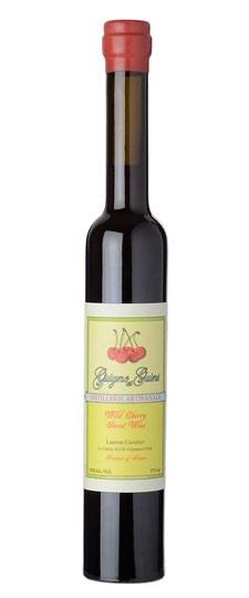 Laurent Cazottes Wild Cherry Sweet Wine 375ml