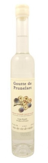 Laurent Cazottes Goutte de Prunelart Grape Brandy 375ml