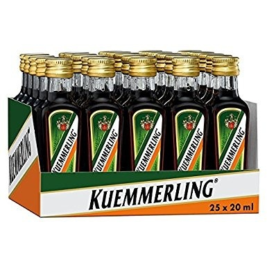 Kuemmerling Bitters 20ml 10 Pack
