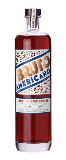 """St. George """"Bruto"""" Americano 750ml"""
