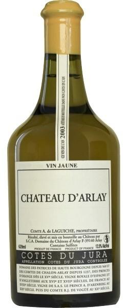 Chateau D'Arlay Vin Jaune 2010 620ml