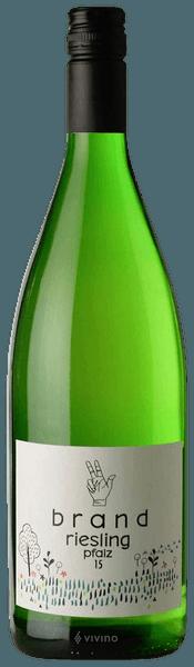 Brand Riesling Trocken Pfalz 2019 1L