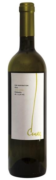 "Stina ""For Inspiration Cuvée White"" White Wine Island of Brac Dalmatia Coast Vineyards Croatia 2018 750ml"