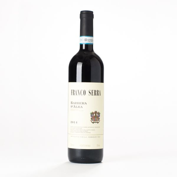 Franco Serra Barbera d'Alba 2019 750ml