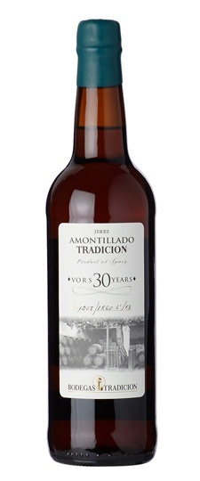 Bodegas Tradicion Amontillado VORS 30 Years 750ml