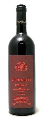 Sono Montenidoli Colorino Toscana Rosso 2018 750ml