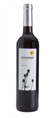 """Pinuaga """"Nature"""" Vino de la Tierra de Castilla Tinto 2019 750ml"""