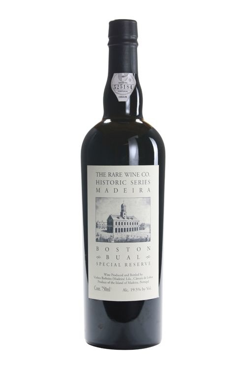 The Rare Wine Company Historic Series Madeira Boston Bual Special Reserve 750ml
