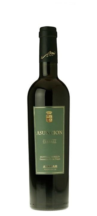 """Alvear """"Asuncion"""" Oloroso Montilla-Moriles 375ml"""