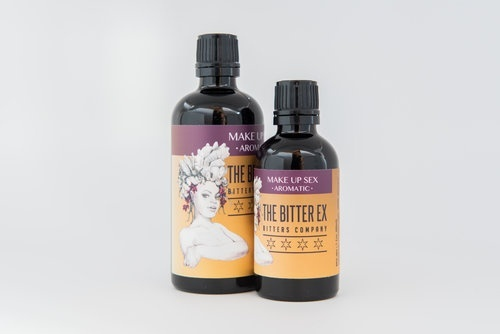 "The Bitter Ex ""Make-Up Sex"" Aromatic Bitters 50ml"