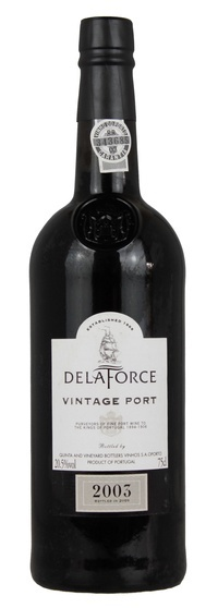 Delaforce 2003 Vintage Port 750ml