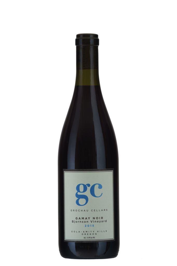 Grochau Gamay Noir Bjornson Vineyard Eola-Amity Hills Oregon 2015 750ml