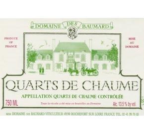 Domaine des Baumard Quarts de Chaume 2002 750ml