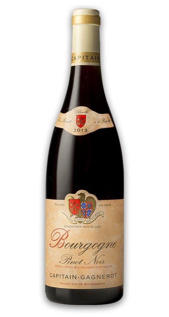 Capitain-Gagnerot Bourgogne Rouge 2017 750ml