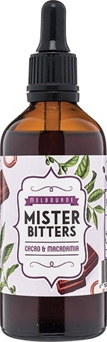 Mister Bitters Cacao & Macadamia 100ml