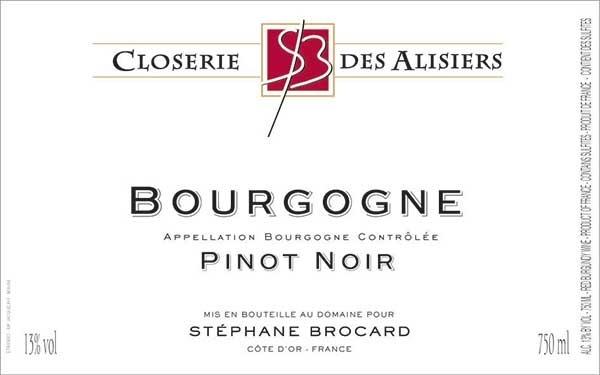 Closerie des Alisier Bourgogne Rouge 2017 750ml