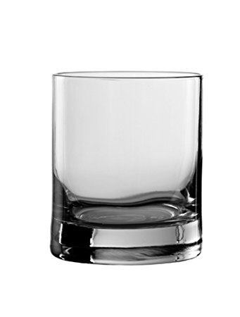 Stolzle Rocks Double Tumbler Glass LARGE 11.25oz