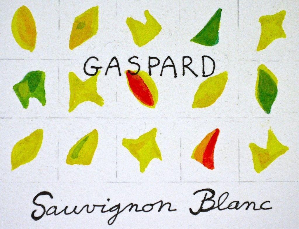 Gaspard Sauvignon Blanc Touraine 2019 750ml