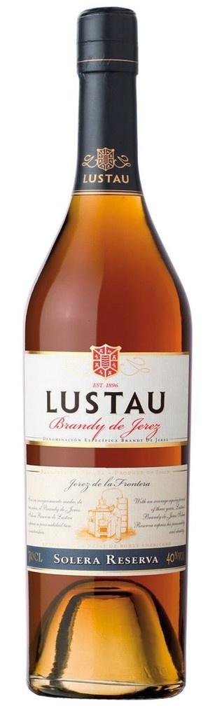 Emilio Lustau Solera Reserva Brandy 750ml
