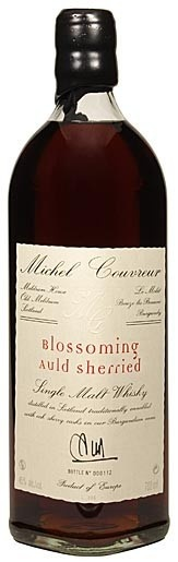 "Michel Couvreur ""Blossoming Auld Sherried"" Whisky 750ml"
