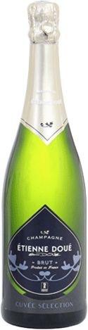 """Etienne Doué Champagne Brut """"Cuvée Selection"""" NV 750ml"""