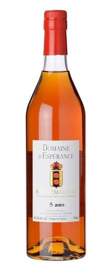 Domaine d'Esperance 5 ans Bas Armagnac 750ml
