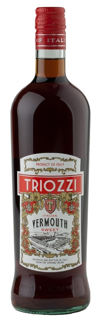 Triozzi Sweet Red Vermouth 1L