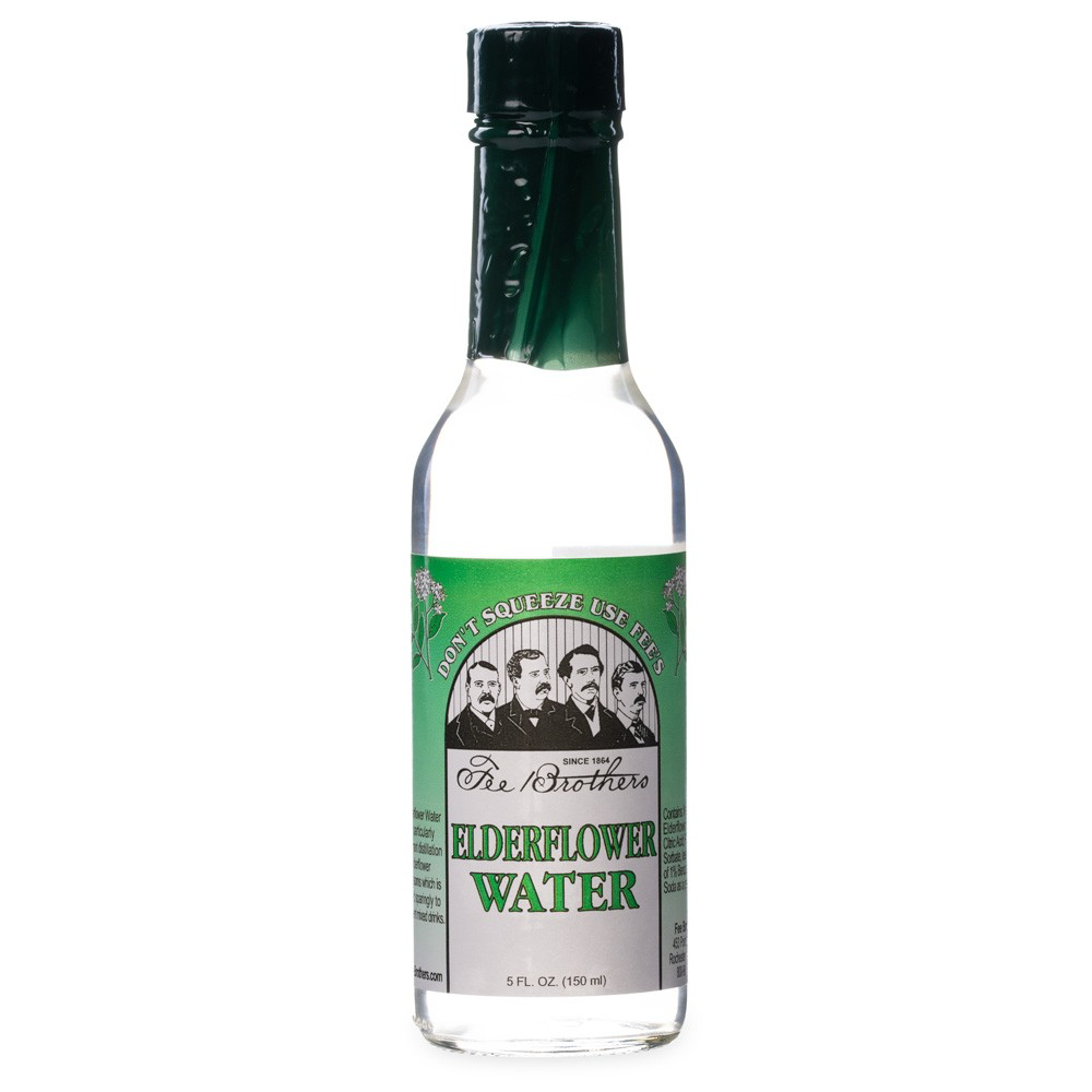 Fee Brothers Elderflower Water 5oz