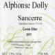 "Alphonse Dolly ""Cuvée Silex"" Sancerre 2017 750ml"