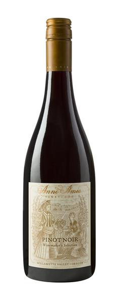 "Anne Amie ""Winemaker's Selection"" Pinot Noir Willamette Valley 2018 750ml"