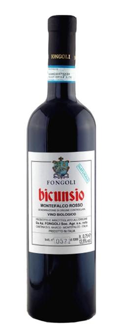 "Fongoli ""Bicunsio"" Montefalco Rosso 2015 750ml"