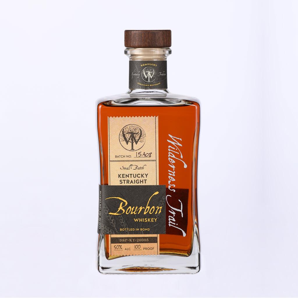 "Wilderness Trail ""Small Batch"" Bottled in BondKentucky Straight  Bourbon 750ml"