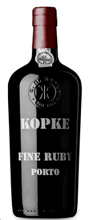 Kopke Fine Ruby Port 750ml