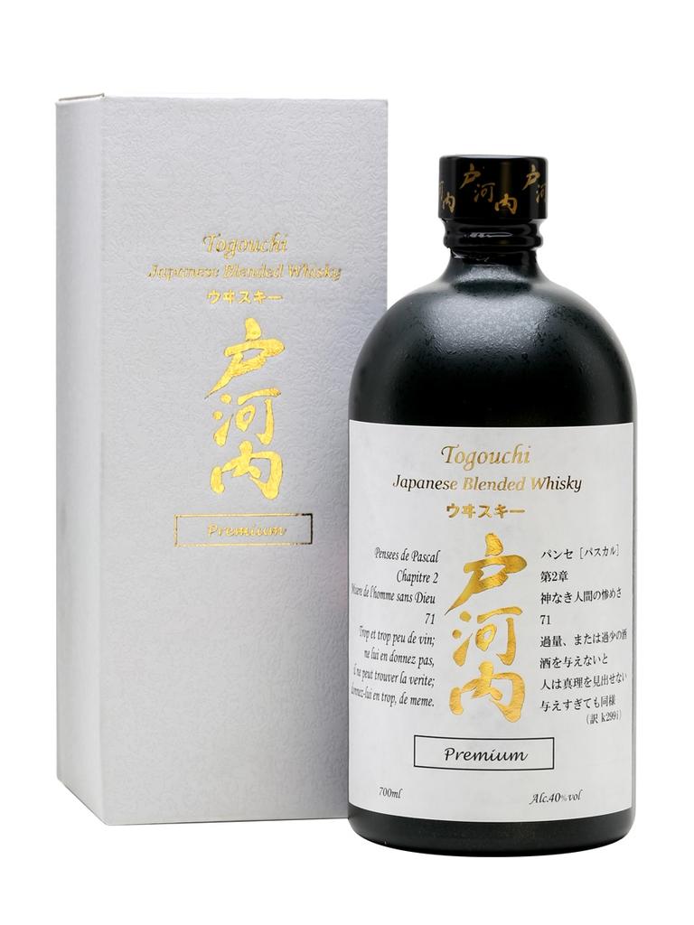 Togouchi Japanese Whisky 750ml
