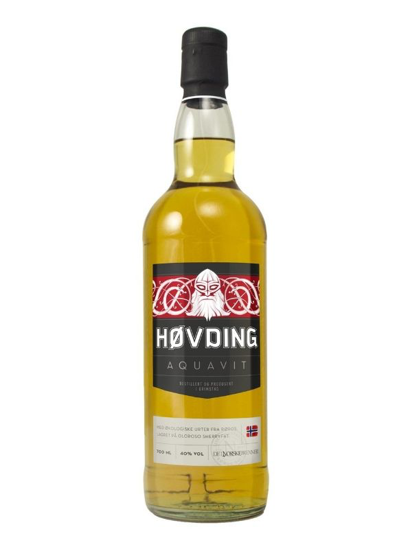 Hovding Norwegian Aquavit 750ml