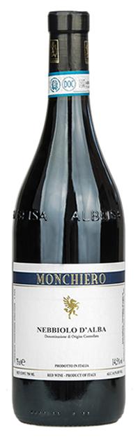 Monchiero Nebbiolo d'Alba 2018 750ml