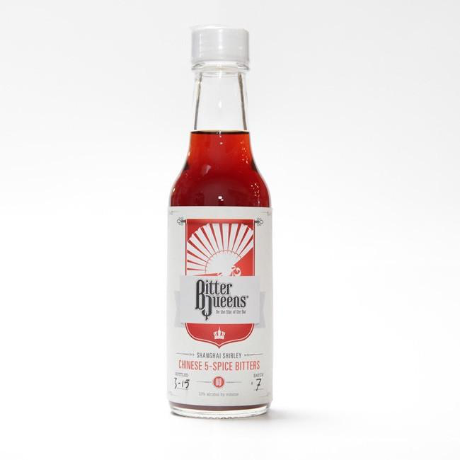 Bitter Queens Chinese 5-Spice Bitters 5oz