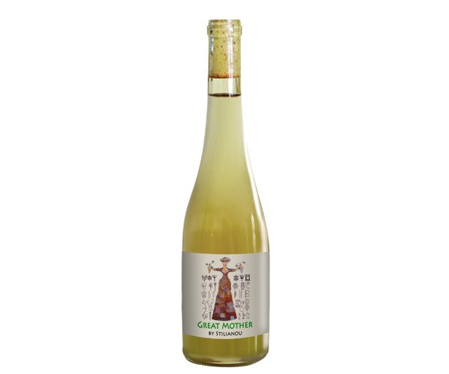 "Stilianou ""Great Mother"" White Wine Crete 2018 750ml"