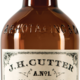 """A.P. Hotaling & Co """"J.H. Cutter A.No. 1"""" Whisky 750ml"""