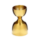 Leopold Jigger 1oz/2oz Classic Gold