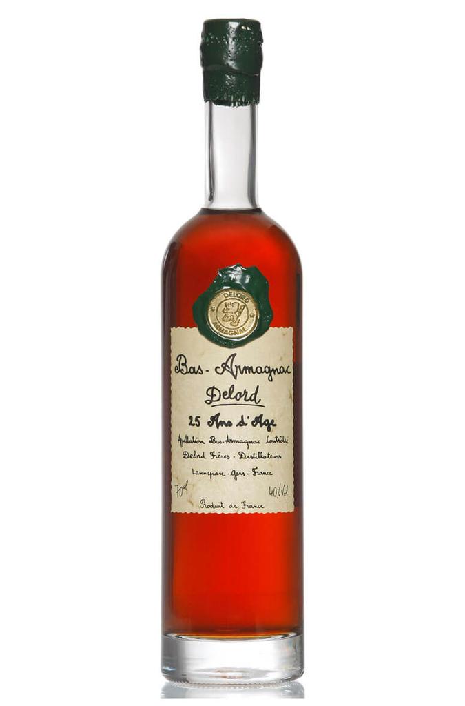 Delord Bas Armagnac 25 Year 750ml