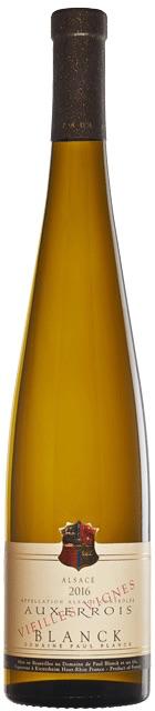 Paul Blanc Auxerrois Vieilles Vignes 2017 750ml