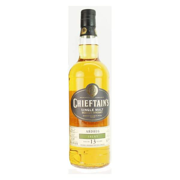 Chieftain's Ardbeg 13 Year Single Malt Scotch Whisky Islay Cask #700163 750ml