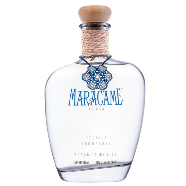 Maracame Tequila Plata 750ml